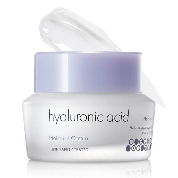 Hyaluronic Acid Moisture Cream It's Skin