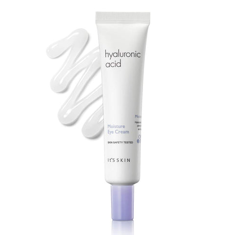Hyaluronic Acid Moisture Eye Cream It's Skin