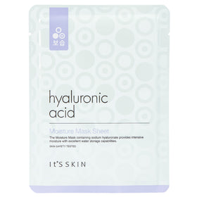 Hyaluronic Acid Moisture Mask Sheet It's Skin