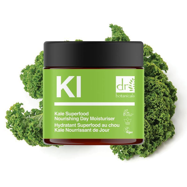 Kale Superfood Nourishing Day Moisturiser Dr. Botanicals