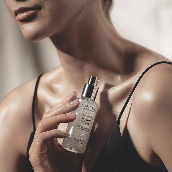 Time Miracle Hydra Firm Hyaluron Concentrate Jelly Madara (booster)
