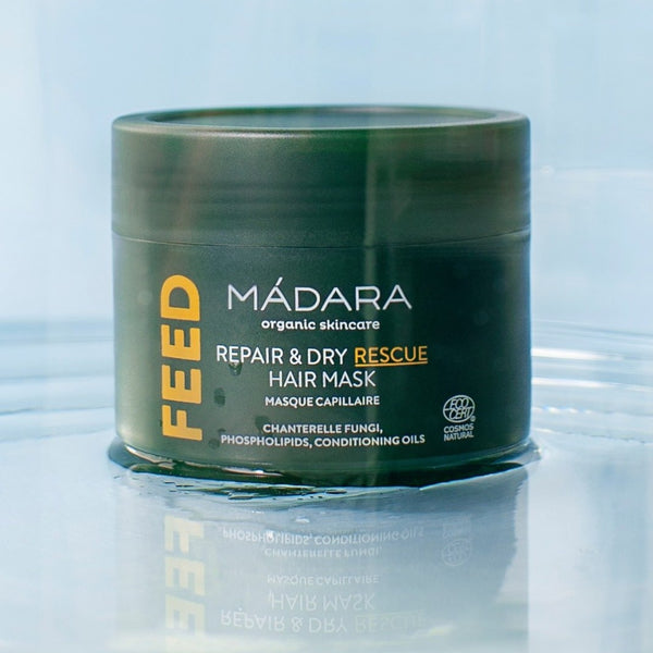 Grow Feed Repair & Dry Rescue Hair Mask Madara
