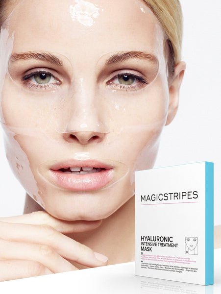 Magicstripes Hyaluronic Intensive Treatment Mask Maschere Viso