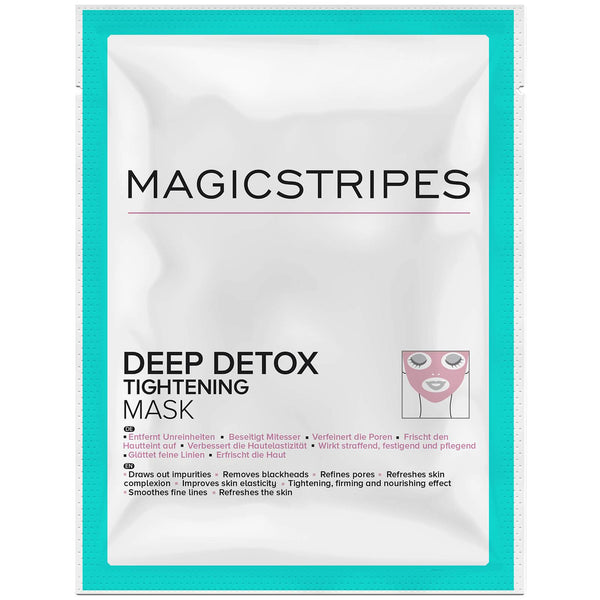 Magicstripes Deep Detox Tightenning Mask Maschere Viso