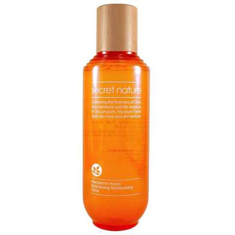 Mandarine Honey Moisturizing Toner Secret Nature