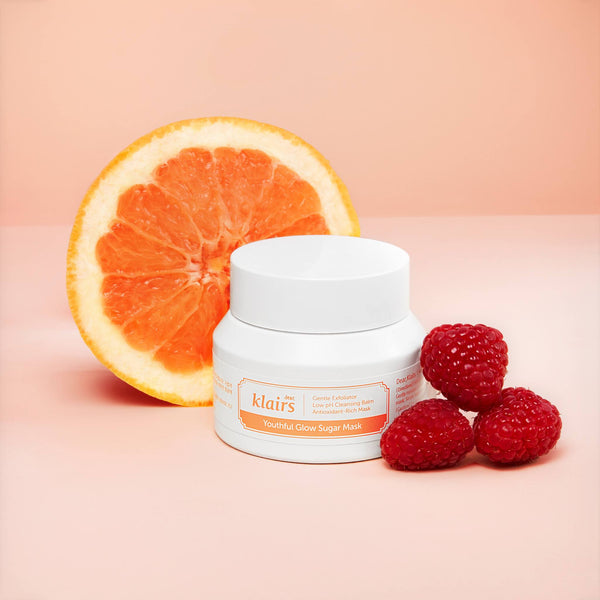 Maschera Illuminante Youthful Glow Sugar Mask Klairs