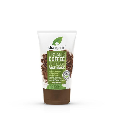 Maschera Viso Coffee Mint Face Mask Dr. Organic