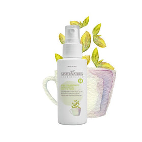 Spray Volumizzante Capelli Sottili Con The Verde Maternatura Styling