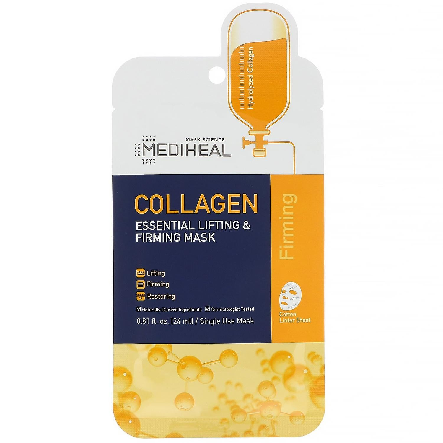 Collagen Essential Lifting & Firming Mask Mediheal
