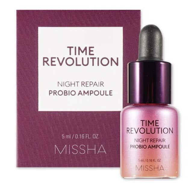 Time Revolution Night Repair Probio Ampoule Missha