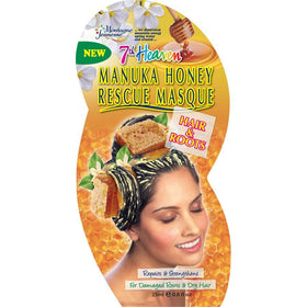 Manuka Honey Rescue Mask Capelli 7Th Heaven Montagne Jeunesse Balsami & Maschere
