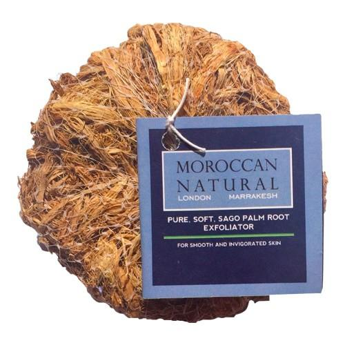 Sago Palm Esfoliante Corpo Moroccan Natural Accessori