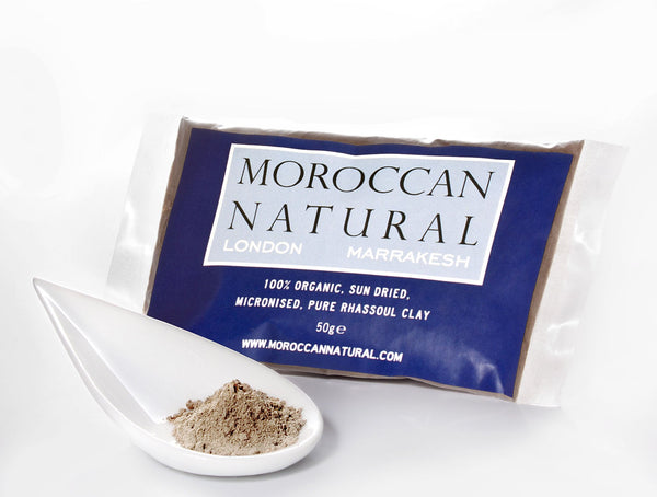 Hammam Home Spa Kit Moroccan Natural Idee Regalo E Set