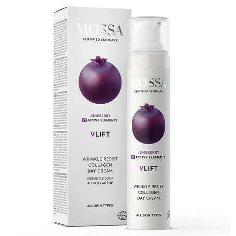V-LIFT Wrinke Resist Collagen Day Cream Mossa