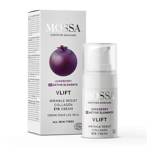 V-LIFT Wrinkle Resist Collagen Eye Cream Mossa