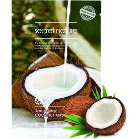 Nourishing Coconut Mask Sheet Secret Nature