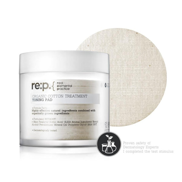 Organic Cotton Treatment Toning Pad Neogen Tonici E Lozioni