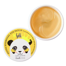 Panda HydroGel Eye Patch Gold Look at Me