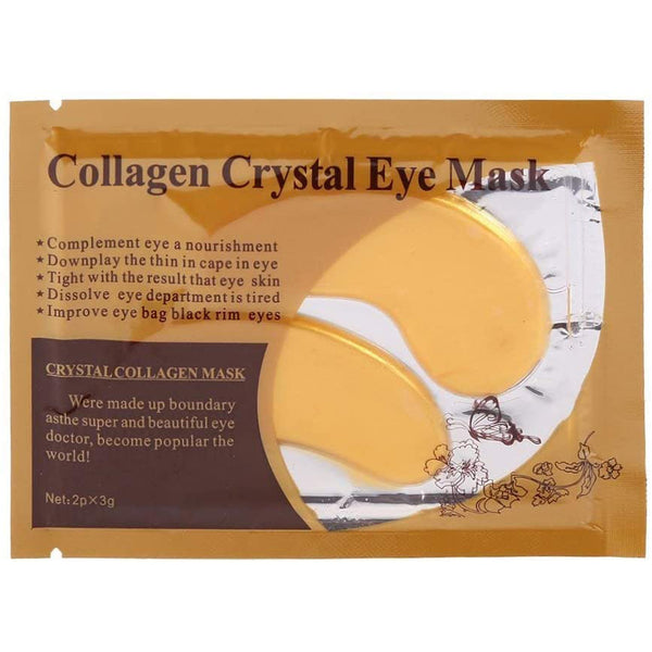 Patch Occhi Antirughe Crystal Collagen GoldPatch Occhi Antirughe Crystal Collagen Gold