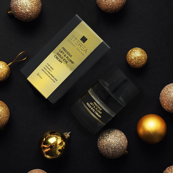 Precious Lift & Plump Gold Eye Cream Eterea Cosmesi