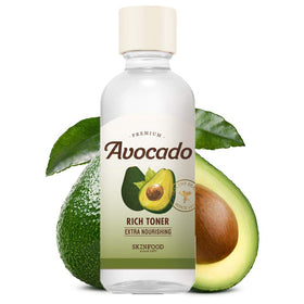Premium Avocado Rich Toner Skinfood