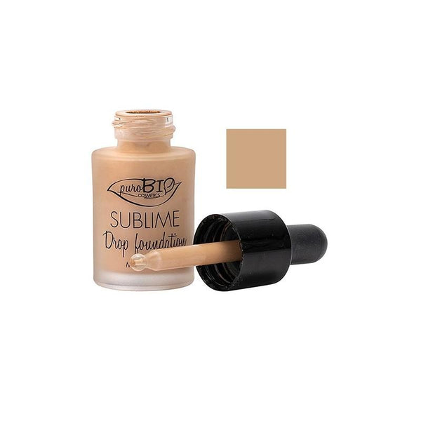 Fondotinta Liquido Sublime Drop Foundation PuroBIO 03