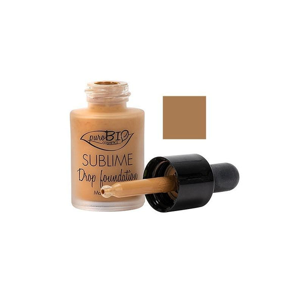Fondotinta Liquido Sublime Drop Foundation Purobio 05