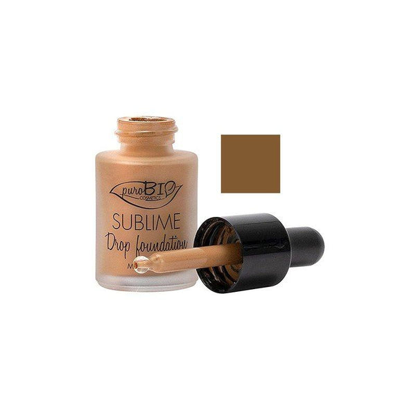 Fondotinta Liquido Sublime Drop Foundation Purobio 06