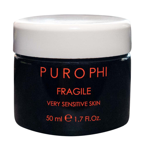 Fragile Very Sensitive Skin Anti-Couperose Antiage Antipollution Purophi Creme Viso