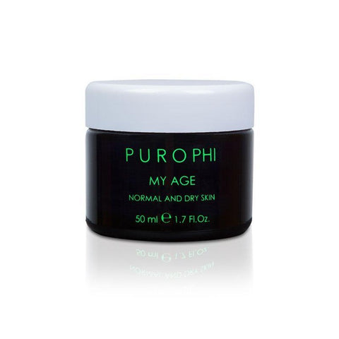 My Age Normal And Dry Skin Purophi Creme Viso
