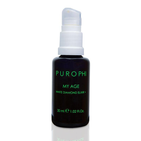 My Age White Diamond Elixir Purophi