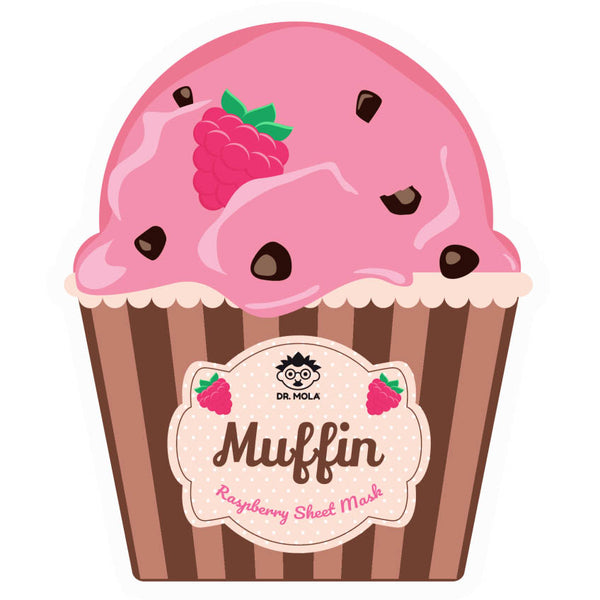 Raspberry Muffin Dr. Mola