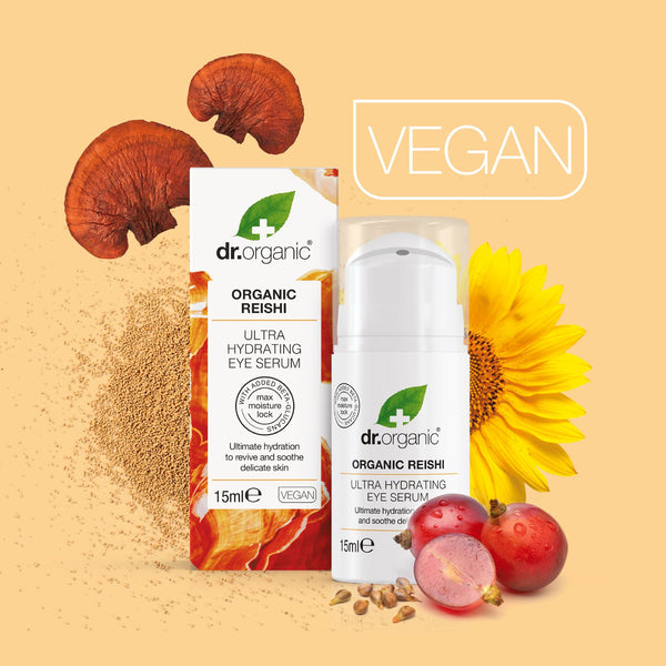 Reishi Ultra Hydrating Eye Serum Dr. Organic