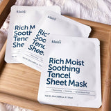 Rich Moist Soothing Tencel Sheet Mask Klairs
