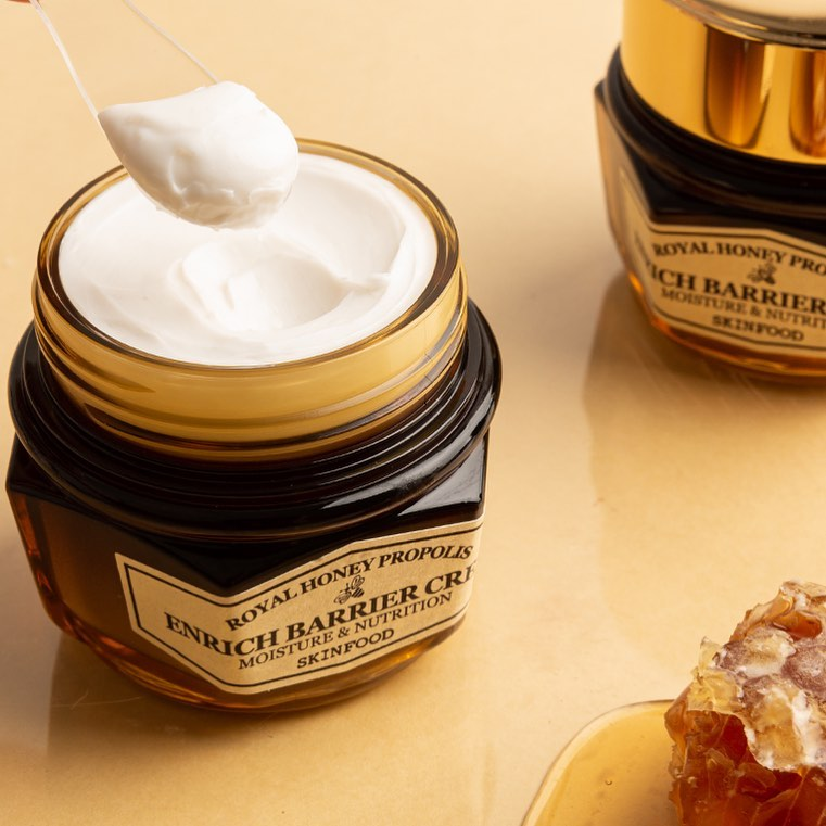 Royal Honey Propolis Enrich Cream Skinfood
