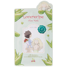 Loverecipe Aloe Mask Sallys Box Maschere Viso