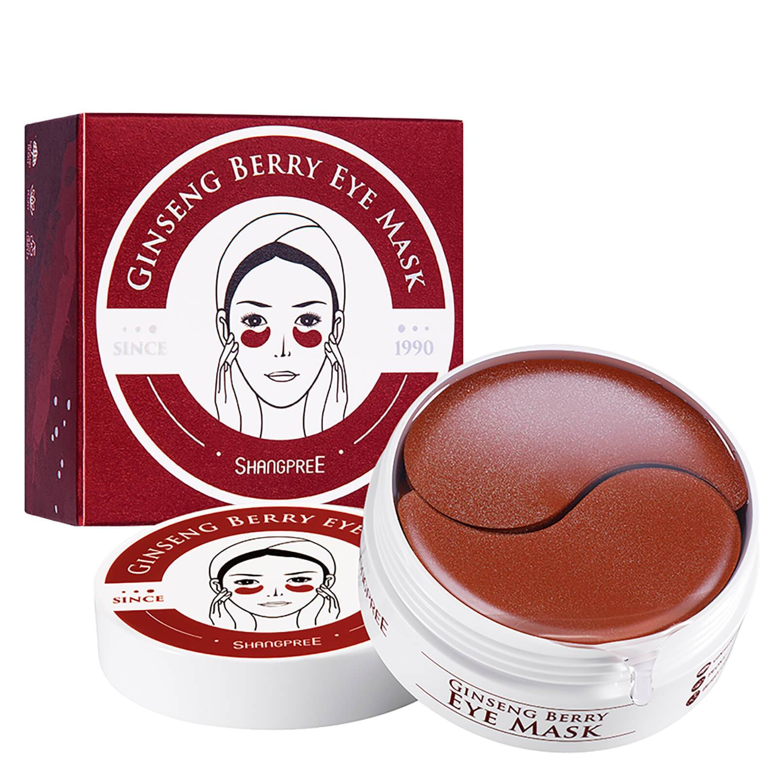 Patch Occhi Ginseng Berry Eye Mask Shangpree Contorno