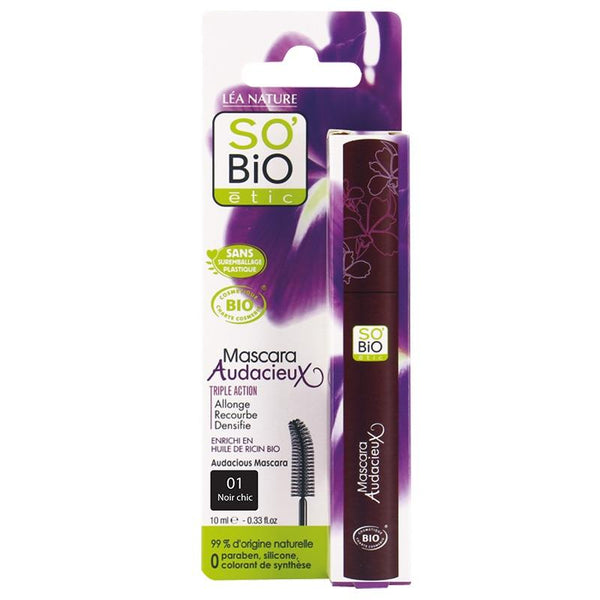 Mascara Audace 3 In 1 So Bio