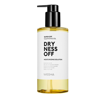Super Off Cleansing Oil Dryness Off Missha
