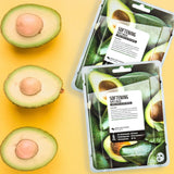 Superfood Salad for Skin Sheet Mask Avocado Farmskin