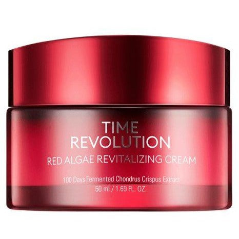Time Revolution Red Algae Cream Missha