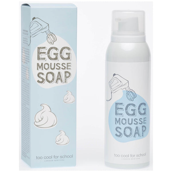 Mousse Detergente Egg Soap Too Cool For School Detergenti & Struccanti