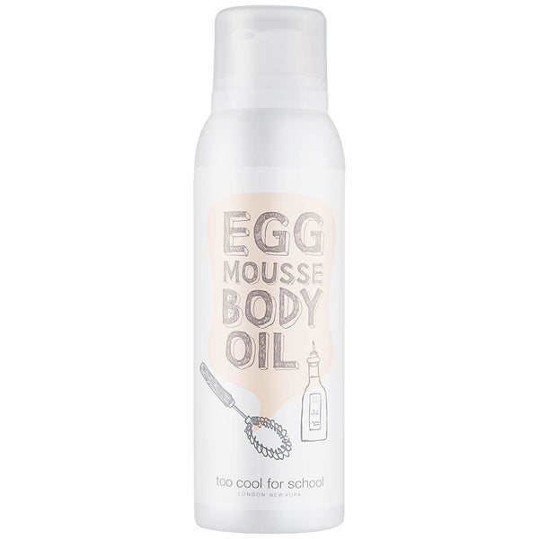 Mousse Corpo Egg Body Oil Too Cool For School Creme & Lozioni