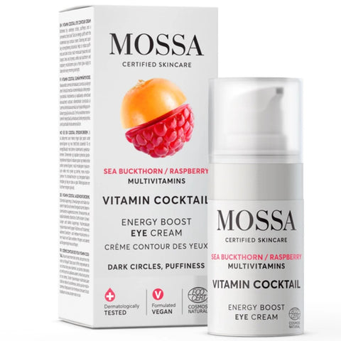 Vitamin Cocktail Energy Boost Eye Cream Mossa