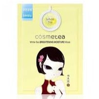 White Tea Brightening Moisture Mask Cosmetea