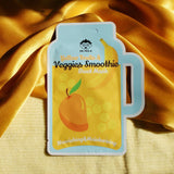 Yellow Fruits & Veggies Smoothie Dr. Mola
