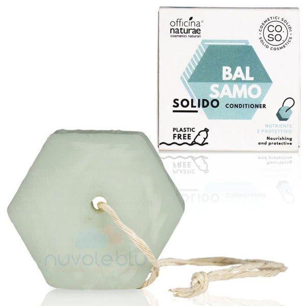 Balsamo Solido Nutriente e Protettivo CO.SO Officina Naturae