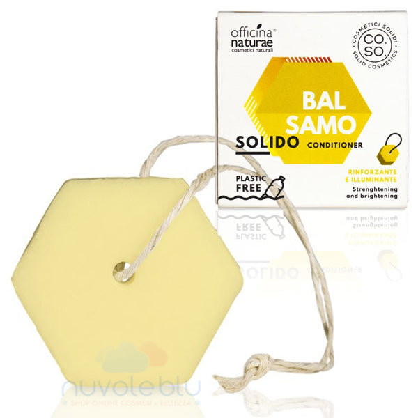 Balsamo Solido Rinforzante ed Illuminante CO.SO Officina Naturae