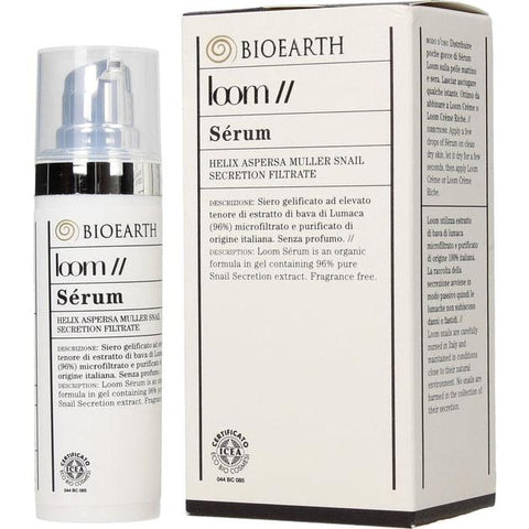 Loom Sérum Siero Bio Bioearth