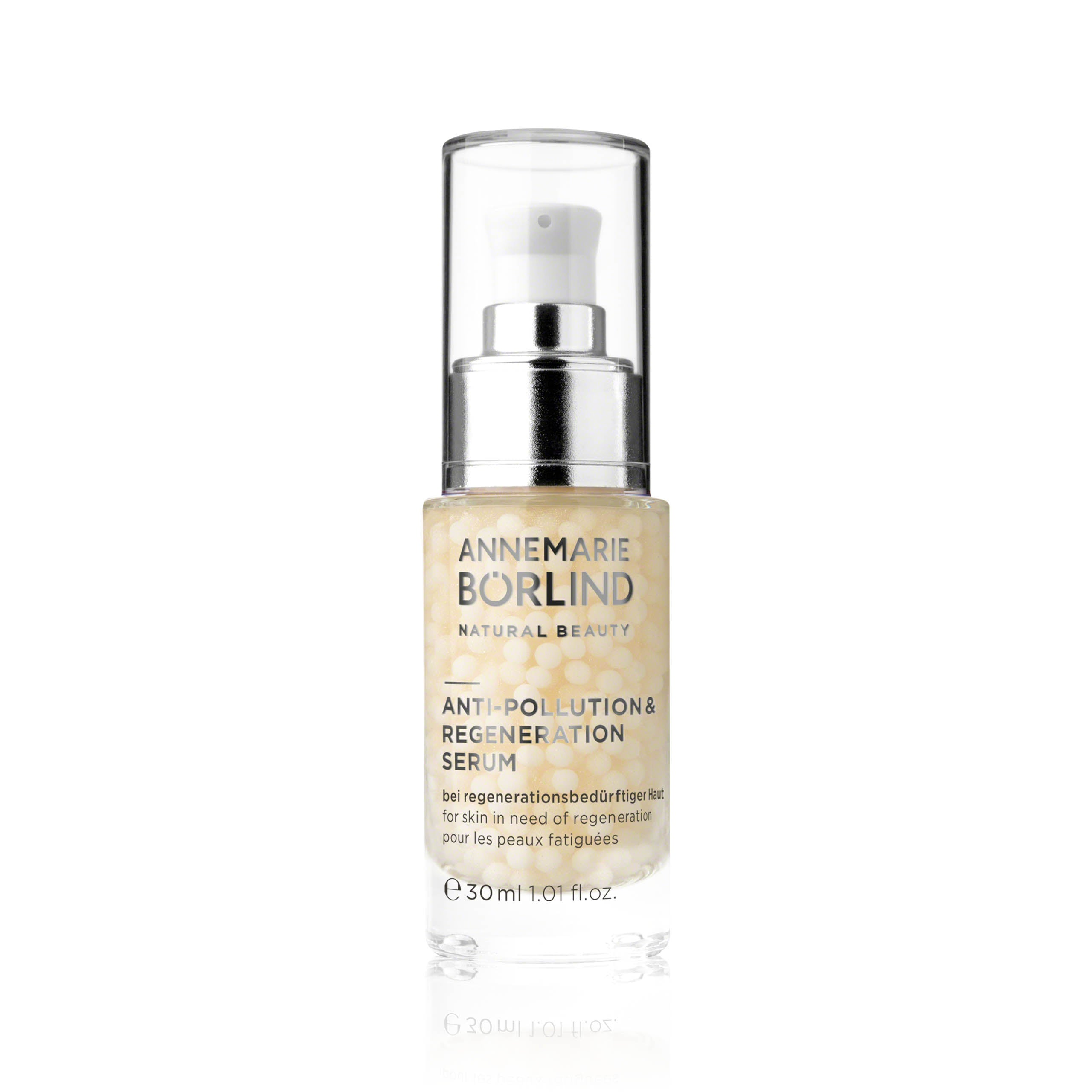 Beauty Pearls Anti-Pollution & Regeneration Serum Annemarie Borlind